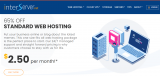 Unlimited web hosting at $30 for lifetime – InterServer